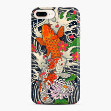 Load image into Gallery viewer, Koi Fish Pond iPhone 7 Plus / 8 Plus Case