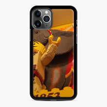 Load image into Gallery viewer, Lego New York Historical Scene Store Fifth Avenue, New York City iPhone 11 Pro Max Case, Black Rubber Case