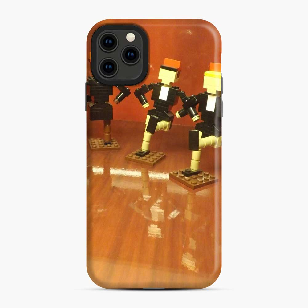 Lego Rockettes Store Rockefeller Center, New York City iPhone 11 Pro Max Case, Snap Case