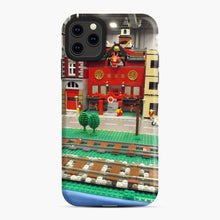 Load image into Gallery viewer, Lego Trains Buildings, Greenberg'S Train And Toy Show, Edison, New Jersey iPhone 11 Pro Max Case, Snap Case