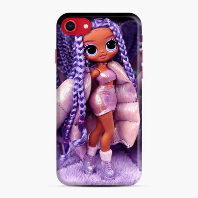 Lol Surprise Omg Snowlicious Doll iPhone 7 / 8 Case, Snap Case