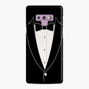 Long Sleeve Tuxedo Samsung Galaxy Note 9 Case, Snap Case | Webluence.com