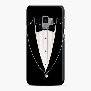 Long Sleeve Tuxedo Samsung Galaxy S9 Case, Snap Case | Webluence.com