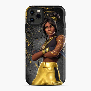 Luxe Fortnite iPhone 11 Pro Max Case, Snap Case
