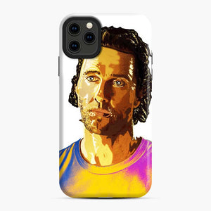 Matthew Mcconaughey Alright Alright Alright Black 7 iPhone 11 Pro Max Case, Snap Case