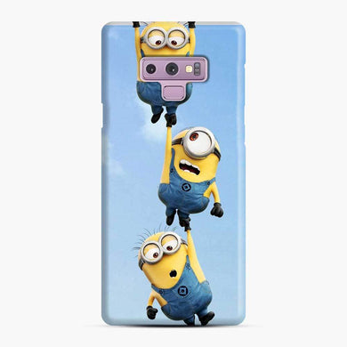 Minions Up Samsung Galaxy Note 9 Case, Snap Case