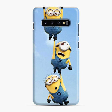 Minions Up Samsung Galaxy S10 Case, Snap Case