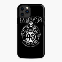 Load image into Gallery viewer, Misfits 40th Anniversary iPhone 11 Pro Case, Snap Case | Webluence.com