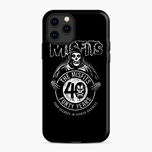 Misfits 40th Anniversary iPhone 11 Pro Case, Snap Case | Webluence.com
