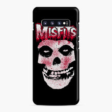 Load image into Gallery viewer, Misfits Bloody Skull Adult Samsung Galaxy S10 Plus Case, Snap Case | Webluence.com
