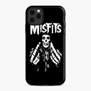 Misfits Fxx Skull Logo Hot iPhone 11 Pro Max Case, Snap Case | Webluence.com