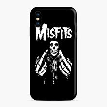 Load image into Gallery viewer, Misfits Fxx Skull Logo Hot iPhone XS Max Case, Snap Case | Webluence.com