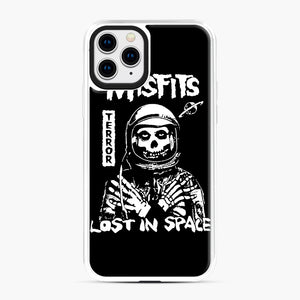 Misfits Lost In Space Rock Band iPhone 11 Pro Case, White Plastic Case | Webluence.com