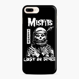 Misfits Ride Johnny Ride iPhone 7,8 Plus Case, Snap Case | Webluence.com