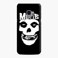 Load image into Gallery viewer, Misfits New Skull Samsung Galaxy S9 Case, Snap Case | Webluence.com