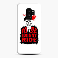Load image into Gallery viewer, Misfits Ride Johnny Ride Samsung Galaxy S9 Plus Case, Snap Case | Webluence.com