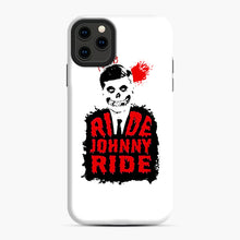 Load image into Gallery viewer, Misfits Ride Johnny Ride iPhone 11 Pro Max Case, Snap Case | Webluence.com
