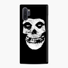 Load image into Gallery viewer, Misfits Skull & Logo Samsung Galaxy Note 10 Plus Case, Snap Case | Webluence.com