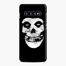 Load image into Gallery viewer, Misfits Skull & Logo Samsung Galaxy S10 Plus Case, Snap Case | Webluence.com