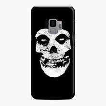 Load image into Gallery viewer, Misfits Skull & Logo Samsung Galaxy S9 Case, Snap Case | Webluence.com