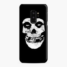 Load image into Gallery viewer, Misfits Skull & Logo Samsung Galaxy S9 Plus Case, Snap Case | Webluence.com