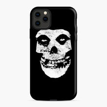Load image into Gallery viewer, Misfits Skull & Logo iPhone 11 Pro Max Case, Snap Case | Webluence.com