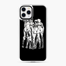 Load image into Gallery viewer, Misfits Walk Among Us iPhone 11 Pro Case, White Plastic Case | Webluence.com