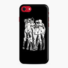 Load image into Gallery viewer, Misfits Walk Among Us iPhone 7/8 Case, Snap Case | Webluence.com