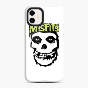 Misfits 'Logo Skull' Long Sleeved Baseball iPhone 11 Case, Snap Case | Webluence.com