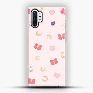 Moon Bunny 1 Samsung Galaxy Note 10 Plus Case, Snap Case | Webluence.com