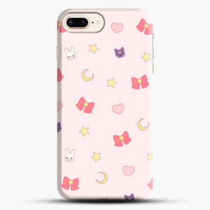 Moon Bunny 1 iPhone 7 Plus/8 Plus Case, Snap Case | Webluence.com