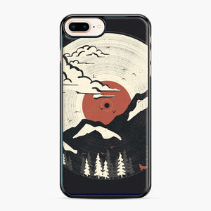 Mtn, Mountain Wild Vintage Wildlife iPhone 7 Plus / 8 Plus Case