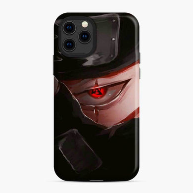 Naruto Shippuden Eye Sharingan Kakashi iPhone 11 Pro Case, Snap Case