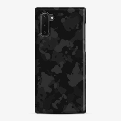 Night Camo Scgo Samsung Galaxy Note 10 Case, Snap Case