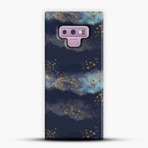 Night Sky & Stars1 Samsung Galaxy Note 9 Case, Snap Case | Webluence.com