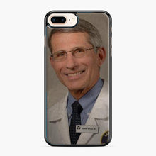 Load image into Gallery viewer, Official Dr. Fauci Anthony Fauci iPhone 7,8 Plus Case, Black Plastic Case | Webluence.com