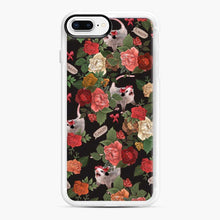 Load image into Gallery viewer, Opossum Floral Pattern iPhone 7 Plus / 8 Plus Case