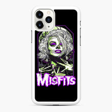 Load image into Gallery viewer, Original Misfits iPhone 11 Pro Case, White Rubber Case | Webluence.com