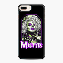 Load image into Gallery viewer, Original Misfits iPhone 7,8 Plus Case, Black Plastic Case | Webluence.com