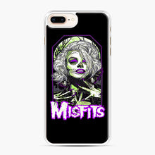 Load image into Gallery viewer, Original Misfits iPhone 7,8 Plus Case, White Plastic Case | Webluence.com