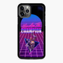 Load image into Gallery viewer, Pathfinder Apex Fortnite iPhone 11 Pro Max Case, Black Rubber Case