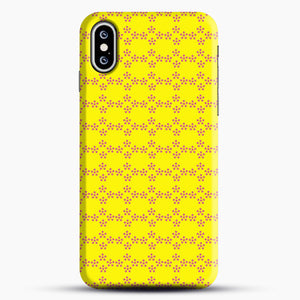 Pentagon Pattern iPhone XS Max Case, Snap Case | Webluence.com
