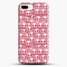 Load image into Gallery viewer, Pig Emoji Pattern 1 iPhone 7 Plus/8 Plus Case, Snap Case | Webluence.com