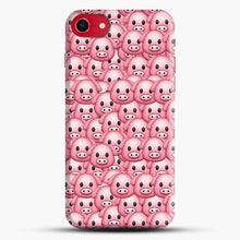 Load image into Gallery viewer, Pig Emoji Pattern 1 iPhone 7/8 Case.jpg, Snap Case | Webluence.com