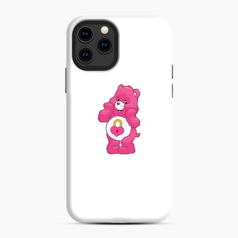 Pink Carebears iPhone 11 Pro Case, Snap Case
