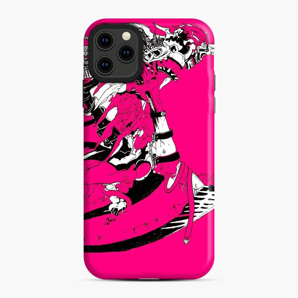 Pinky Death Fortnite iPhone 11 Pro Max Case, Snap Case