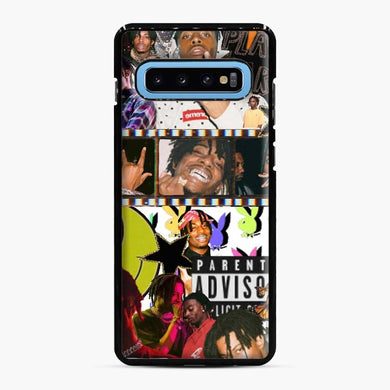 Playboi Carti Samsung Galaxy S10 Case, Black Plastic Case | Webluence.com