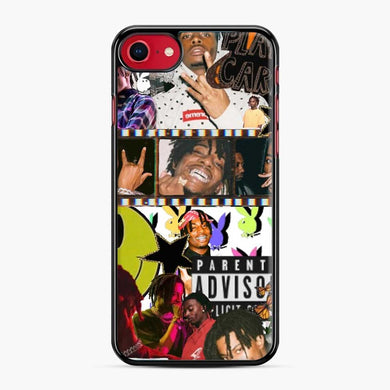 Playboi Carti iPhone 7/8 Case, Black Plastic Case | Webluence.com