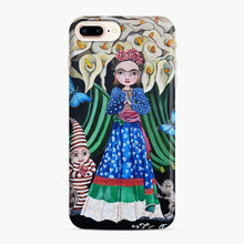 Load image into Gallery viewer, Princess Frida Kahlo iPhone 7 Plus / 8 Plus Case