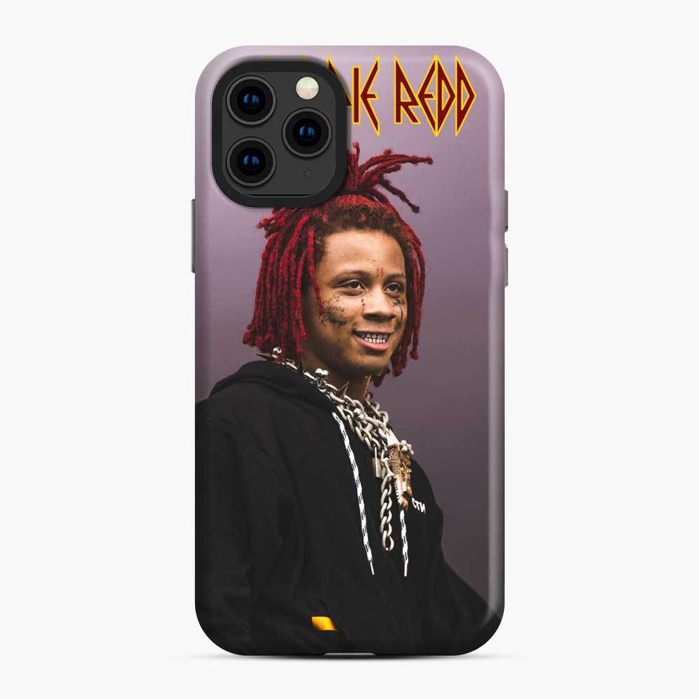 Purple Redd Tour 2020 Trippie iPhone 11 Pro Case, Snap Case